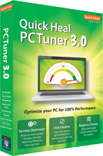 Quick Heal PC Tuner 3.0