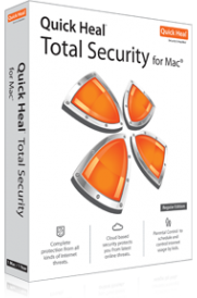 Quick Heal Total Security for Mac 2014