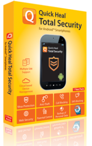 Quick Heal Total Security for Android 2014